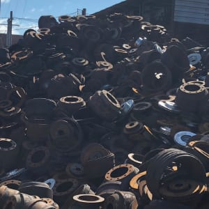 Industrial Scrap Metal Recycling with Greenway Metal Recycling