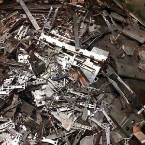 Scrap Metal Parts for recycling