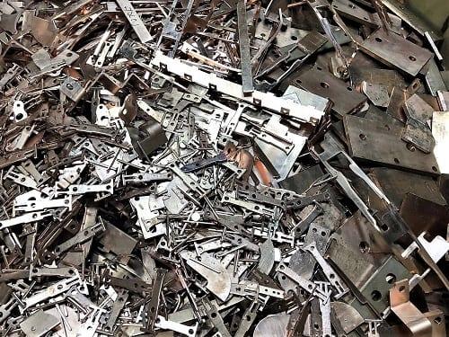 Stainless Steel Industrial Scrap Audit